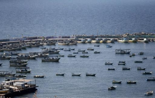 Israel routinely slaps punitive restrictions on Gaza's fishing fleet whenever rocket or other  fire threatens the fragile truce around the territory
