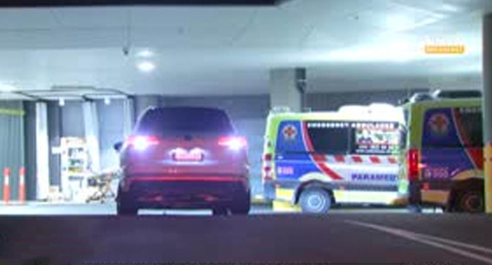 Mr Andrews was transferred to the Alfred Trauma Centre on Tuesday night. Source: ABC