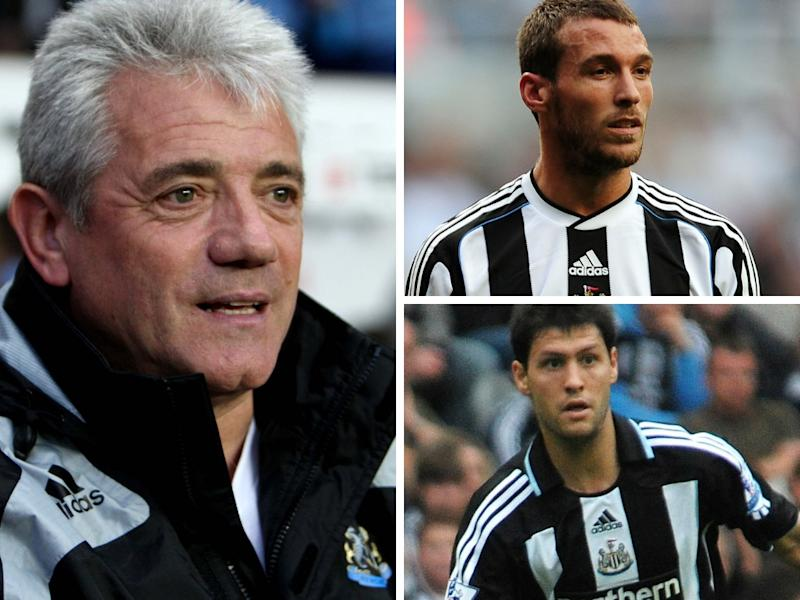 Kevin Keegan has lifted the lid on why Mike Ashley signed Ignacio Gonzalez as a 'favour' to two agents, despite no-one at Newcastle having seen him play.