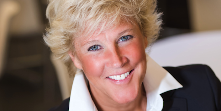 Cindy Noble, chief people officer, Compass Group USA