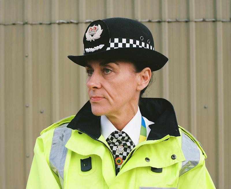 Assistant Chief Constable Julie Cookeinsists that hate crime is a priority for the police force. (Photo: STUDIOGRABDOWN for HuffPost)