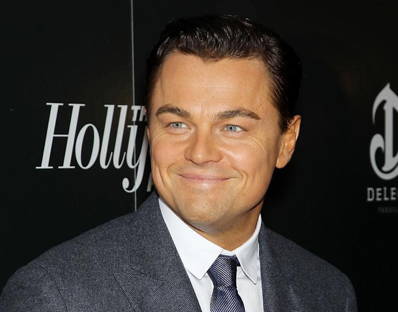 """FILE - This Dec. 11, 2012 file photo released by Starpix shows actor Leonardo DiCaprio at a special screening of """"Django Unchained,"""" at The Ziegfeld Theatre in New York.  DiCaprio has called on the Thai government to ban all ivory trade in the country, as part of a global campaign to tackle the illegal wildlife crimes. International conservation group World Wildlife Fund said in a statement Tuesday, Feb. 19, 2013, that DiCaprio sent a personal email to his friends and supporters to encourage them to sign a petition addressing Prime Minister Yingluck Shinawatra over the wildlife trade. In the email, DiCaprio called on the Thai government to take the lead on elephant conservation by shutting down the ivory market.  (AP Photo/Starpix, Marion Curtis, file)"""