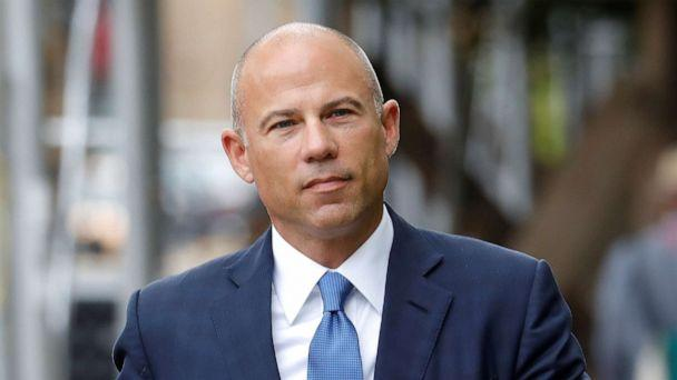 PHOTO: file photo: Attorney Michael Avenatti arrives at United States Court in the Manhattan borough of New York City, New York, July 23, 2019. (File-Mike Segar/Reuters)