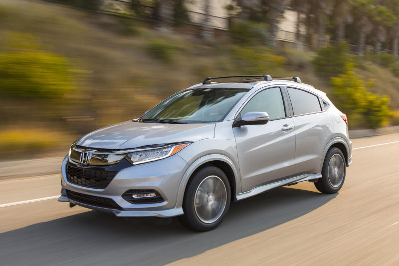 Behind the Wheel Extra Small SUV Roundup