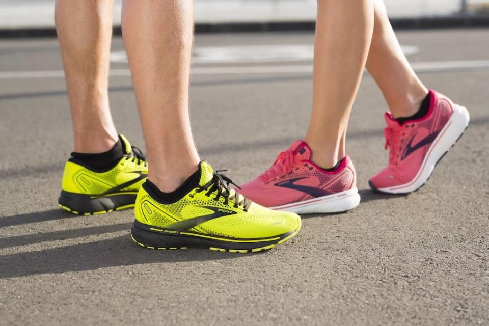 Brooks grew its global revenue 75% compared to 2020. - Credit: Brooks Running