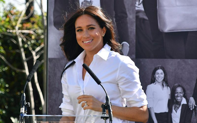 The Duchess of Sussex - Pool