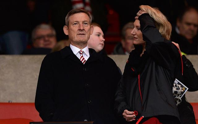 <span>Sunderland owner Ellis Short</span> <span>Credit: REX FEATURES </span>