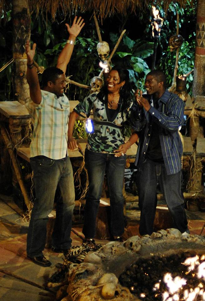 Earl, Cassandra and Dreamz find out that the winner of Survivor: Fiji is Earl.