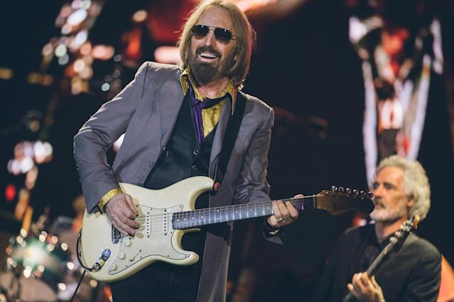 Tom Petty (photo courtesy of Arroyo Seco Weekend)
