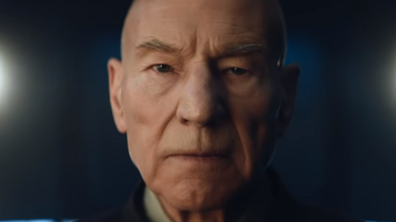 Epic Star Trek: Picard Trailer Confirms Return Of Old Favorites