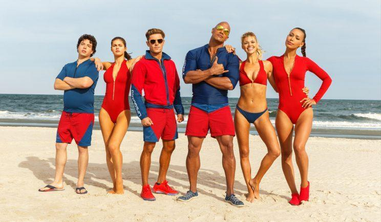 Baywatch sequel is in the works already - Credit: Paramount Pictures