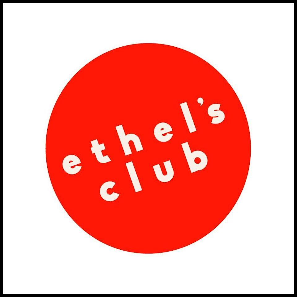"""<p>Hop over to <a href=""""https://www.ethelsclub.com/"""" rel=""""nofollow noopener"""" target=""""_blank"""" data-ylk=""""slk:Ethel's Club"""" class=""""link rapid-noclick-resp"""">Ethel's Club</a> to an experience a modern-day renaissance celebrating BIPOC expression. This online community is an awesome hub of wellness resources (yoga, meditation, workouts) as well artistic, literary, and musical offerings (book clubs, artist Q + A's, DJ sets). The cool thing is, it's only $17 a month.</p><p><a class=""""link rapid-noclick-resp"""" href=""""https://www.ethelsclub.com/"""" rel=""""nofollow noopener"""" target=""""_blank"""" data-ylk=""""slk:LEARN MORE HERE"""">LEARN MORE HERE</a></p>"""