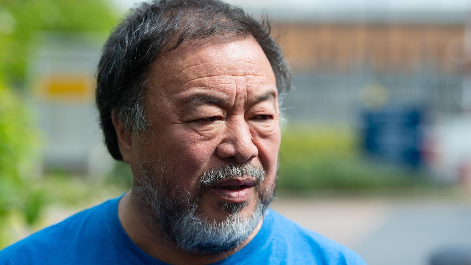 Ai Weiwei warns China is 'greatest challenge the West has ever faced'