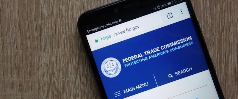 You can use the Federal Trade Commission (FTC) website to file a complaint