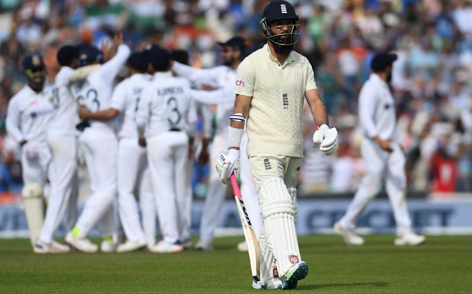Joe Root reveals surprise at Moeen Ali's decision to retire from England Test team - GETTY IMAGES