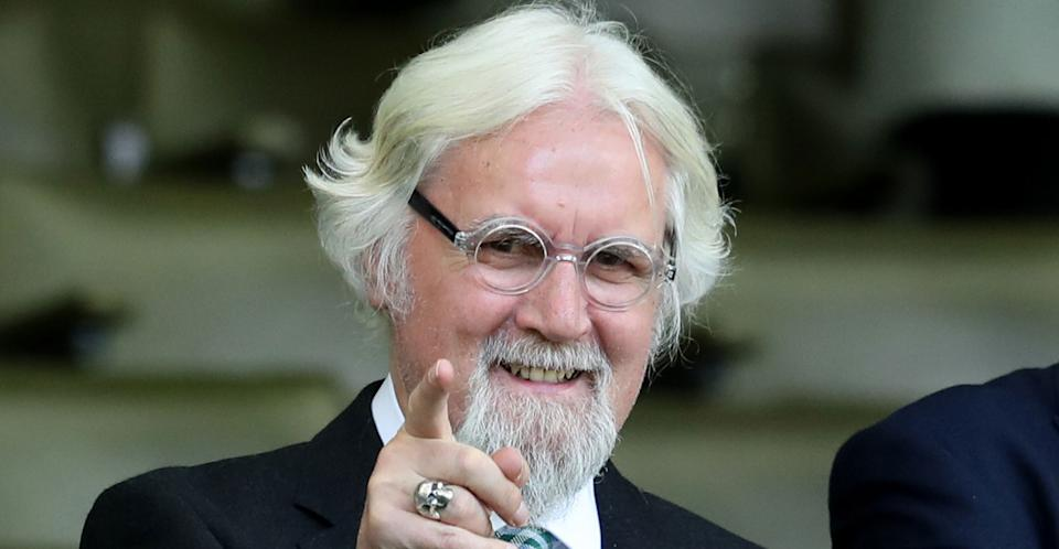 Billy Connolly pictured in May 2018. (PA Images)