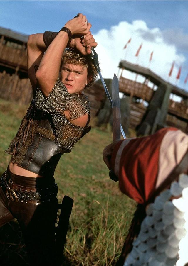 <p>A pre <em>10 Things I Hate About You Heath Ledger</em> starred in this period drama about an Irish warrior fighting to rid his homeland of invading romans. (Premiered July 14, 1997) <br><br>(Photo: Alamy) </p>