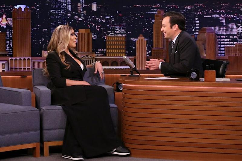 Wendy Williams and Jimmy Fallon | Andrew Lipovsky/NBC/NBCU Photo Bank via Getty Images
