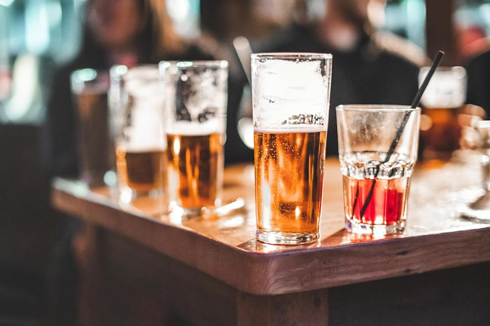 In a new study, researchers at Yale have pinpointed 29 genetic risk factors that can lead to problematic drinking. (Getty Images)