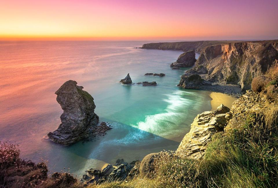 """<p>Set sail for Dorset's Jurassic coastline and the Cornish coast this summer as you get to know the UK from the water with P&O Cruises. Departing from Southampton on a three-day cruise, from £249, you'll have plenty of time to drink in sea views and enjoy the restaurants, pools and spa on Britannia.</p><p>There are comfortable, air-conditioned cabins, as well as food, dance classes, the children's club, entertainment and the gym included. A family-friendly way to experience the south coast this summer, Britannia has plenty on board for travellers of all ages.</p><p><a class=""""link rapid-noclick-resp"""" href=""""https://www.pocruises.com/find-a-cruise/B113P/B113P"""" rel=""""nofollow noopener"""" target=""""_blank"""" data-ylk=""""slk:BOOK NOW"""">BOOK NOW</a></p>"""