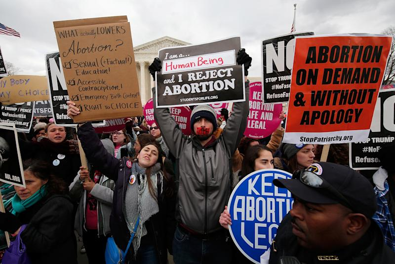 These Terrifying Anti-Abortion Bills Are Making Their Way Into State Legislatures