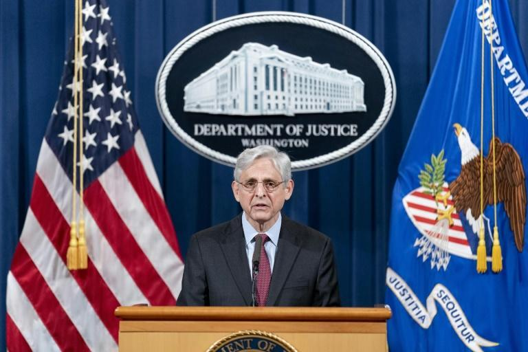 US Attorney General Merrick Garland announced a Department of Justice investigation into policing practices in Minneapolis following conclusion of the high-profile trial of the murder of George Floyd