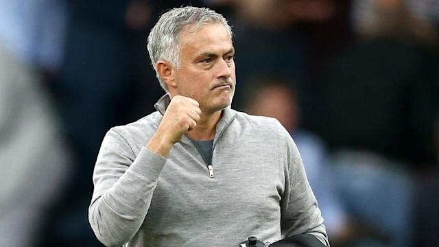 Claude Makelele, who won two Premier League titles under Jose Mourinho at Chelsea, said the 55-year-old is happy in Manchester.