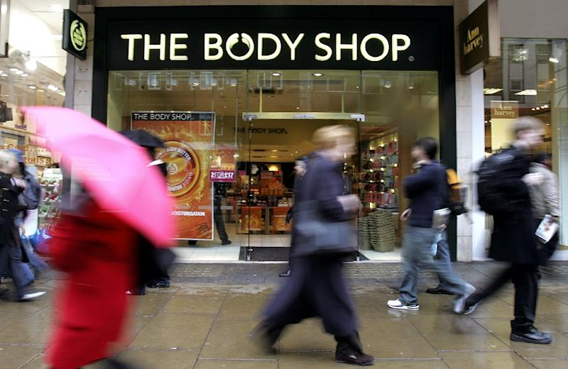 L'Oréal may sell beauty retailer The Body Shop