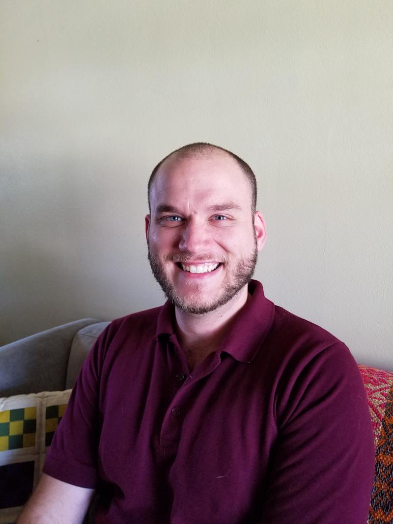 """""""The majority of my time is spent teaching to a curriculum, but I take into consideration often the emotional well-being of my students,"""" Bailey said. (Jason Bailey)"""