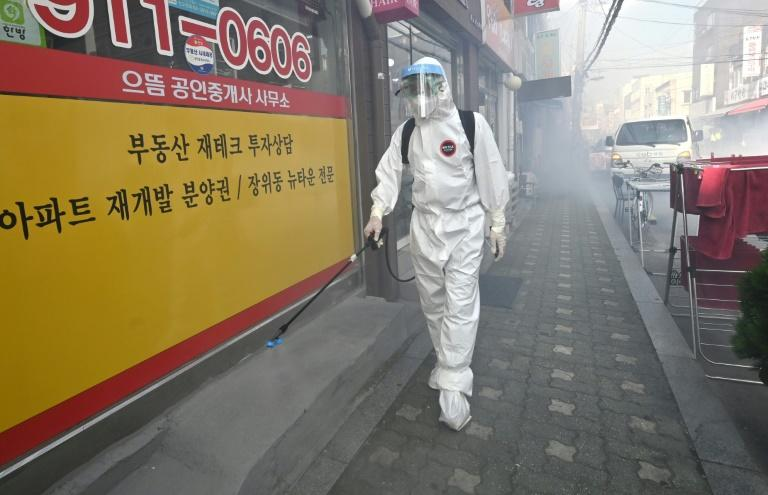 South Korea has tightened anti-coronavirus measures after a recent spike in cases