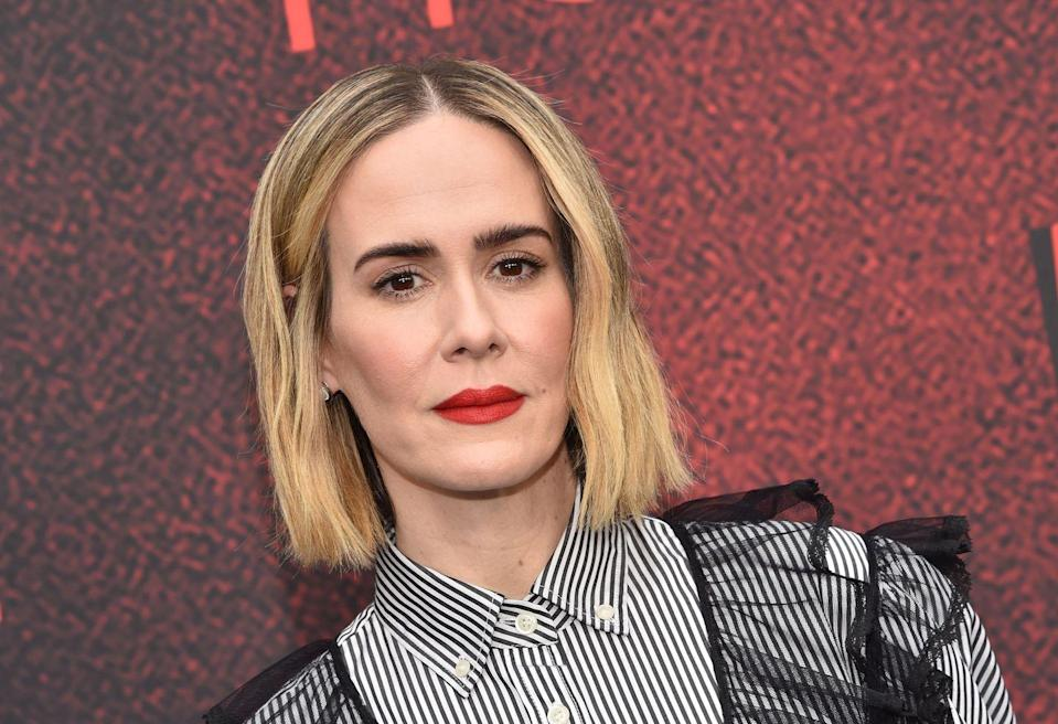 "<p>People have always speculated what the <em>Ocean's 8 </em>and <em>American Horror Story </em>star's sexuality is, but in an interview with<em> <em><a href=""https://pridesource.com/article/74091-2/"" rel=""nofollow noopener"" target=""_blank"" data-ylk=""slk:Pride Source"" class=""link rapid-noclick-resp"">Pride Source</a></em>, </em>she expressed that she's not really into labels. </p><p>""All I can say is, I've done both, and I don't let either experience define me. I don't let having been with a man make me think I am heterosexual, or make me want to call myself that, because I know I have been attracted to women – and have lived with women,"" she said. </p><p>""So, for me, I'm not looking to define myself, and I'm sorry if that is something that is seen as a rejection of or an unwillingness to embrace in a public way, but it's simply not. It's simply what's true for me, and that's all I can speak to.""</p>"