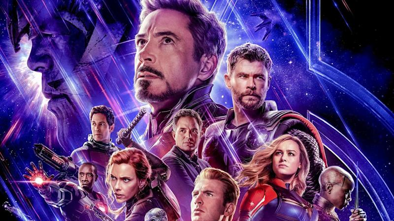 Chinese cinemas showing Avengers: Endgame ordered to cap service fees
