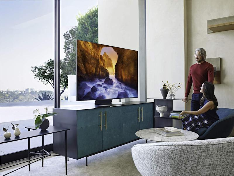 Ditch OLED for Samsung's QLED. (Photo: Amazon)
