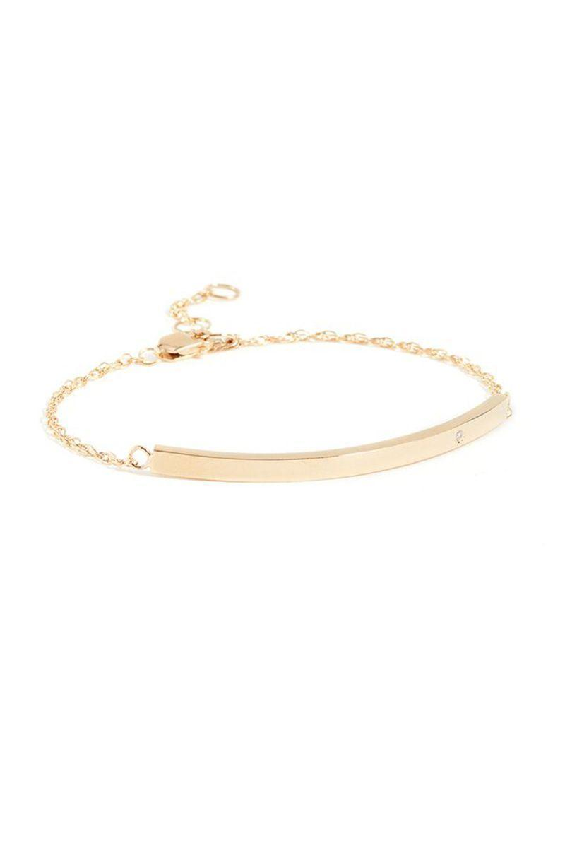 """<p><strong>Jennifer Zeuner Jewelry</strong></p><p>amazon.com</p><p><strong>$188.00</strong></p><p><a href=""""https://www.amazon.com/dp/B0778B7RKQ?tag=syn-yahoo-20&ascsubtag=%5Bartid%7C10056.g.36664390%5Bsrc%7Cyahoo-us"""" rel=""""nofollow noopener"""" target=""""_blank"""" data-ylk=""""slk:Shop Now"""" class=""""link rapid-noclick-resp"""">Shop Now</a></p><p>I'm not saying this wouldn't look amazing paired with <a href=""""https://www.harpersbazaar.com/fashion/trends/a36041178/popular-womens-watches/"""" rel=""""nofollow noopener"""" target=""""_blank"""" data-ylk=""""slk:your favorite watch"""" class=""""link rapid-noclick-resp"""">your favorite watch</a>, but...</p>"""