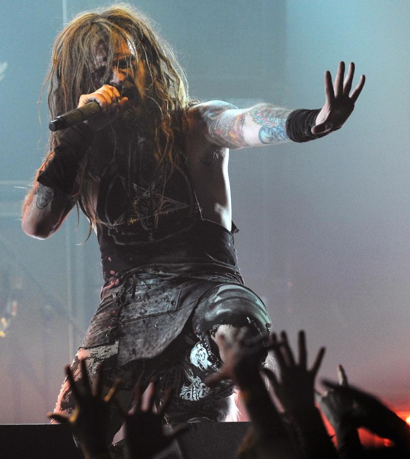 Rob Zombie complains of skate park noise in Conn.