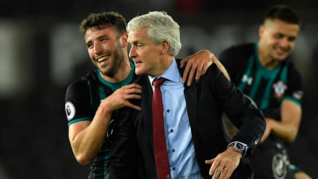 The Swansea Marriott was given a scathing review by Mark Hughes' side, who found a location in Cardiff much more to their taste