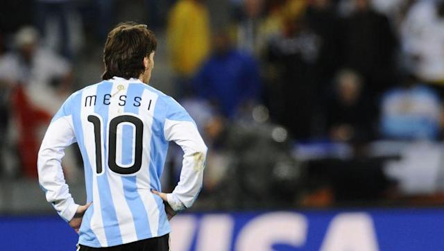 <p>Argentina are in serious danger of missing out on a place at the World Cup for the first time since 1970, the only one that they have previously ever failed to qualify for.</p> <br><p>Aside from 1970,<em> La Albiceleste</em> have only not been present at three World Cups in the competition's near 90-year history. Those came between 1938 and 1954 and Argentina's absence was as a result of withdrawing rather than falling short.</p> <br><p><strong>Status in 2018:</strong> 6th in CONMEBOL table with only one game left to play</p>