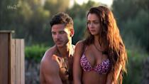 """<p><strong>Relationship status:<strong>Broken up / </strong> Mugged off</strong></p><p>Scott and Kady managed to make it a whole year <a href=""""https://www.cosmopolitan.com/uk/entertainment/a11807324/kady-scott-split-love-island/"""" rel=""""nofollow noopener"""" target=""""_blank"""" data-ylk=""""slk:before they called time on their relationship."""" class=""""link rapid-noclick-resp"""">before they called time on their relationship.</a> </p>"""