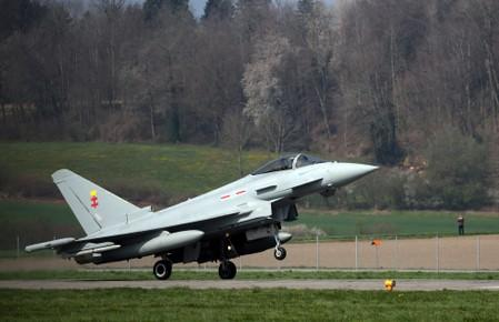 Eurofighter, NATO launch studies on long-term evolution of fighter