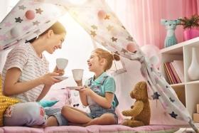 Guiding Light: For Happy and Stress Free Child