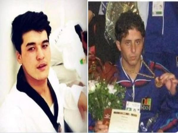 Two Afghan national-level athletes - Mohammad Jan Sultani in taekwondo and Idrees in wushu - among those killed in Kabul airport attack. (Photo Credit - 1TVNewsAF)