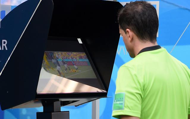 "The World Cup on Sunday became the first for 32 years to feature no red cards in its opening four days – with video technology given the credit. The tournament also boasted the lowest number of bookings per match since at least 1986, with just 32 shown in 11 matches. The Telegraph has analysed the number of red cards in the opening days of the last eight World Cups, as well as the average number of yellows by the end of each edition. It has compared them with those issued during the current tournament, which is the first since the advent of video assistant referees. At least one red card has been shown in the opening nine matches of every World Cup staged since 1990. At Mexico '86, it took until the 16th game for a player to be sent off. David Elleray, the technical director of the International Football Association Board and the chief architect of the VAR, had predicted trial-by-video would improve player behaviour'. David Elleray refereeing a Premiership match between Newcastle and Birmingham in 2003 Credit: John Sibley/Action Images He told Telegraph Sport on Sunday: ""The results from competitions that have used VARs show a similar trend. I believe the biggest impact of VARs will be improved player behaviour as they know they cannot get away with anything, as Gareth Southgate said to the England players. A great benefit for football!"" On the eve of the World Cup, Fifa's director of referees, Massimo Busacca, warned players there would be nowhere to hide under VAR, revealing a video each team had been shown of incidents for which there would be ""zero tolerance"" in Russia. Keith Hackett, the former head of Premier League referees, said on Sunday: ""I do think that the introduction of VAR is a deterrent at this stage of the World Cup. Managers and players have been made fully aware that many eyes are watching their every move. If they make an off-the-ball challenge, it will be picked up and punished during the game. So this becomes a player and team sanction on the day. They must also be aware of the consequences of a red card and the impact that it has in a tournament."" How VAR could have changed past World Cups A row broke out on Saturday after VAR was used to overturn a decision at the World Cup for the first time and on Sunday brought the tournament's first red-card controversy when Serbia's Aleksandar Prijovic was shown a stoppage-time yellow card in his country's Group E opener against Costa Rica. Referee Malang Diedhiou conducted a pitchside review after being informed Prijovic had caught Johnny Acosta in the face with a flailing arm but decided it warranted only a booking. Seconds earlier, Diedhiou also appeared to postpone a restart to allow his VAR to examine an ugly clash between Manchester United midfielder Nemanja Matic and a member of the Costa Rica coaching staff. World Cup 2018 