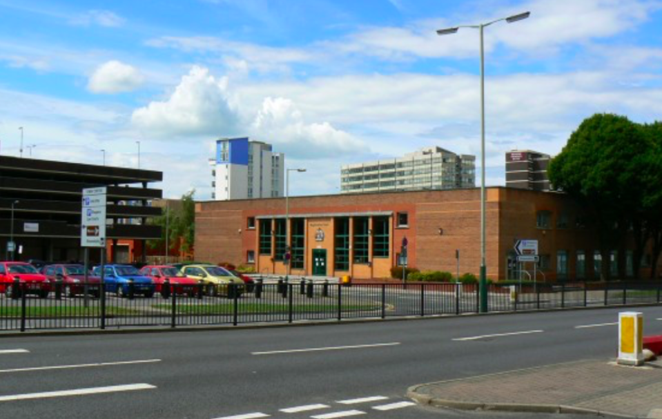 The boy was sentenced to a three-month conditional discharge at Swindon Youth Court (Geograph)