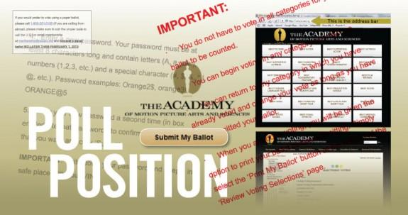 OSCARS: Academy's First Foray Into Online Voting Had Rocky Start
