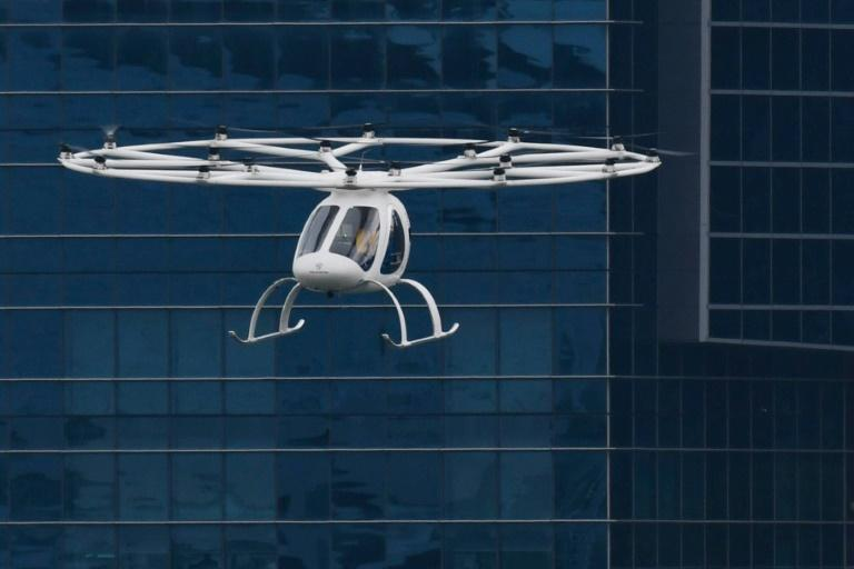 France to test 'flying taxis' from next year: operators