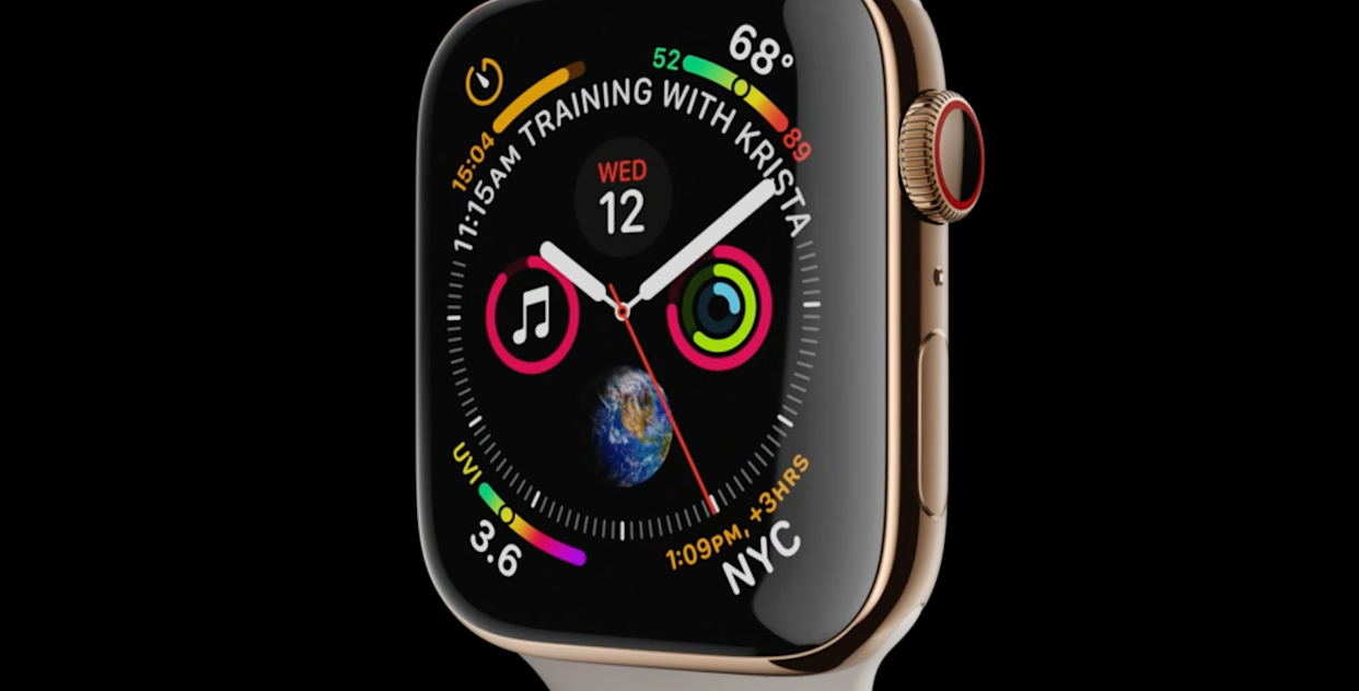 "<div class=""caption""> Apple Watch Series 4 </div>"