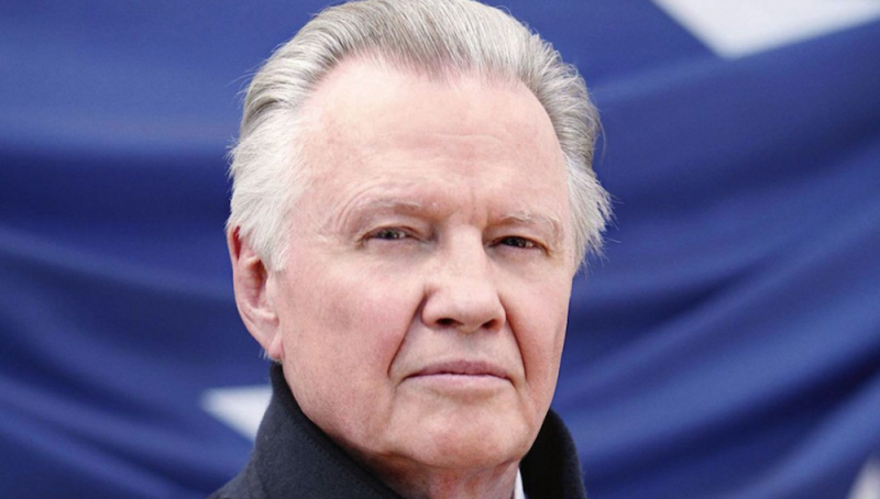 """Jon Voight says racism was """"solved long ago"""" in bizarre pro-Trump video: Watch"""
