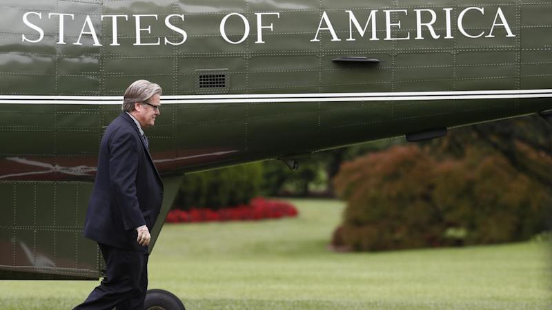 Steve Bannon, chief White House strategist, has reportedly been sacked by Donald Trump.
