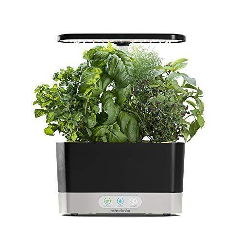 """<p><strong>AeroGarden</strong></p><p>amazon.com</p><p><strong>$99.99</strong></p><p><a href=""""https://www.amazon.com/dp/B07CKK8Z78?tag=syn-yahoo-20&ascsubtag=%5Bartid%7C10070.g.36366935%5Bsrc%7Cyahoo-us"""" rel=""""nofollow noopener"""" target=""""_blank"""" data-ylk=""""slk:Shop Now"""" class=""""link rapid-noclick-resp"""">Shop Now</a></p><p>Growing herbs is a breeze with this hydroponic device, even for aspiring gardeners. It grows plants in water, sparing the mess of soil, and has a control panel that indicates when they need more plant food, water, and light.</p>"""