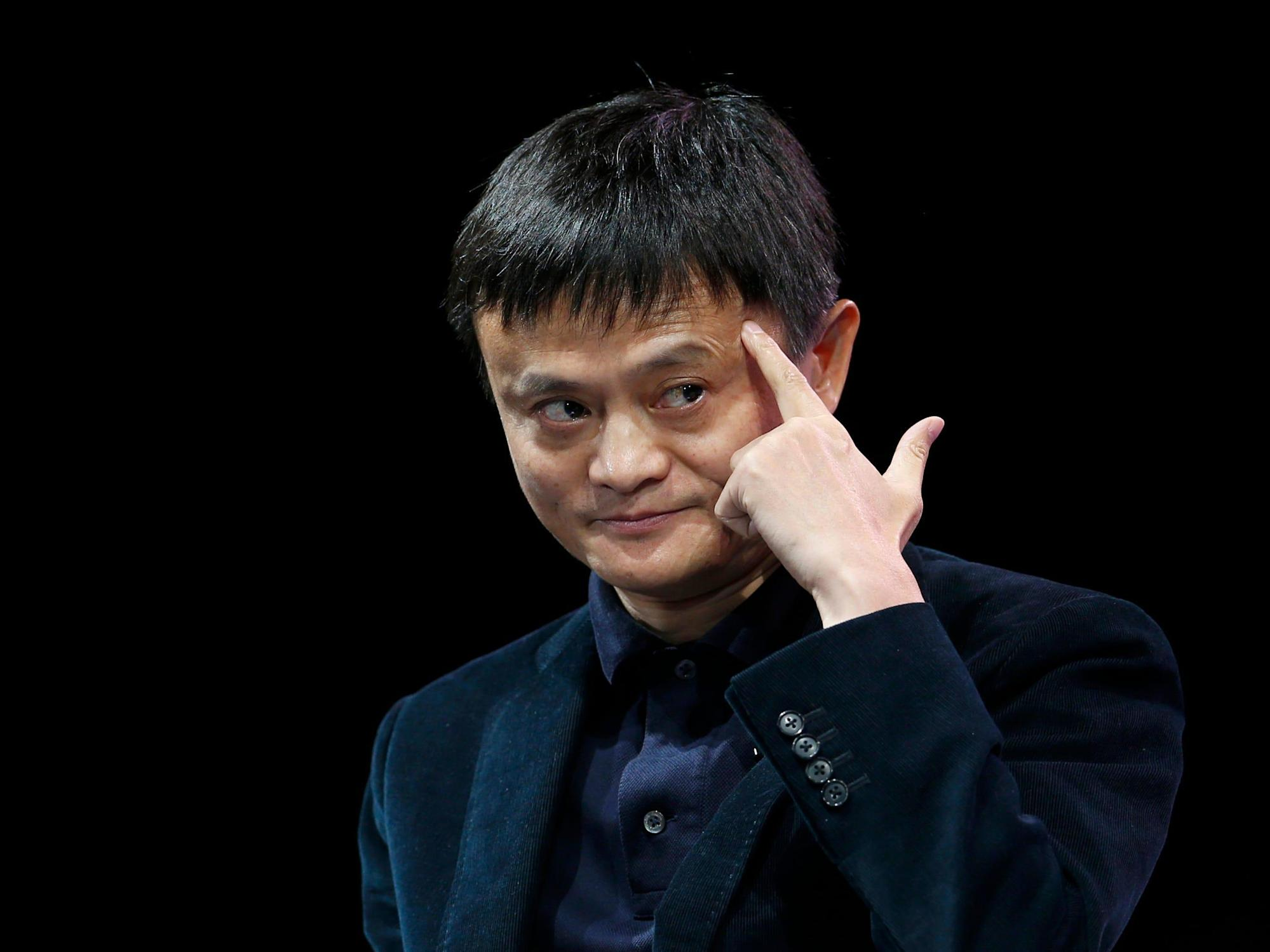 Billionaire Jack Ma, who hasn't been seen in 2 months, is reportedly 'laying low.'